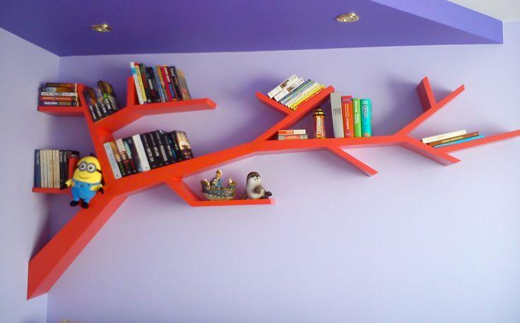 Półka gałąź/ drzewo