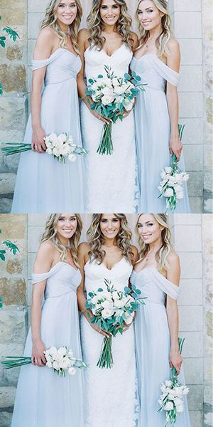 In style bridesmaid dresses