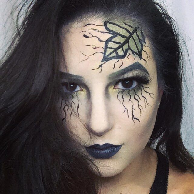 evil fairy halloween makeup tutorial - Halloween Tutorials