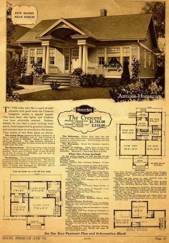 173 best Sears Catalog Homes images on Pinterest Vintage houses