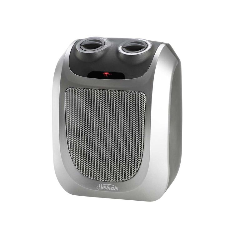 Wide range of  #Floorcare Accessories such as Sunbeam 1800W Compact Ceramic Heater - HE2055 at best price