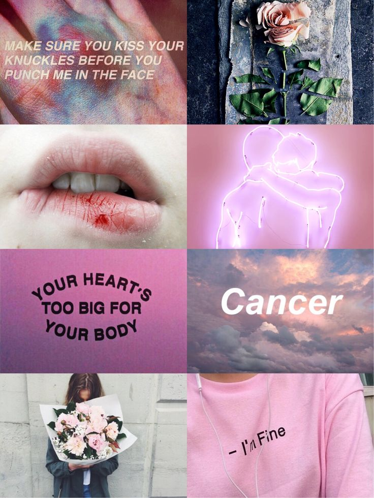 cancer aesthetic google search aesthetic boards 196sthetik