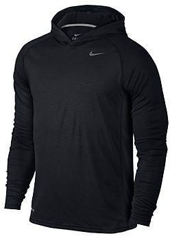 Nike Dri-FIT Touch Hoodie + 2-Pack Stafford Heavyweight Crewneck Pocket Tee