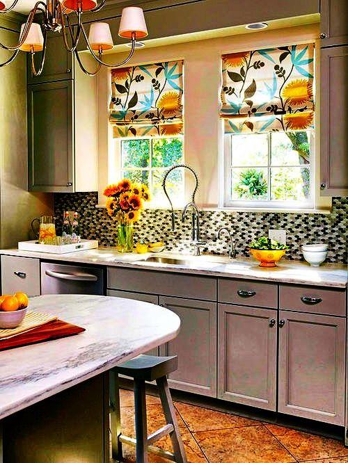 30 Best Kitchen Curtain Ideas Images On Pinterest