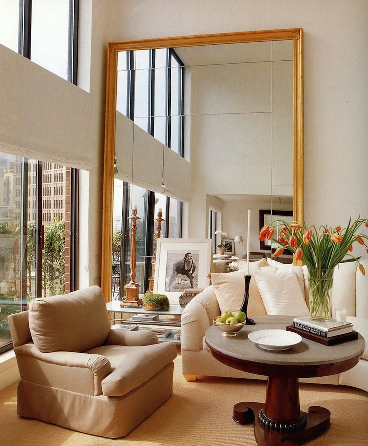 17 Best ideas about Large Wall Mirrors – Large Mirrors for Living Room