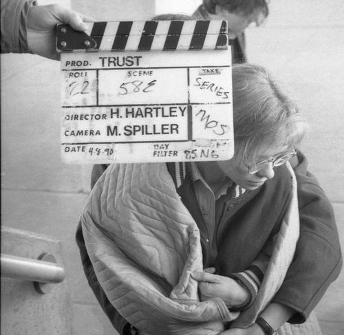 Adrienne Shelly in Hal Hartley's Trust (1990).