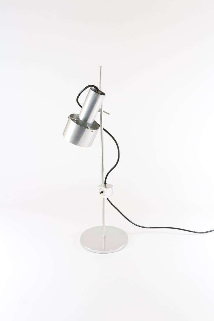 8 best hadrill horstmann images on pinterest lamps light peter nelson for architectural lighting ltd table lamp chromed steel and aluminium uk greentooth Gallery