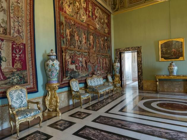 82 best palazzo quirinale roma images on pinterest - Interior design roma ...
