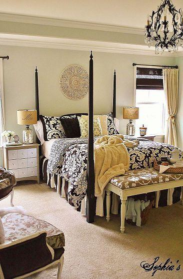 Cozy Master Bedroom Retreat
