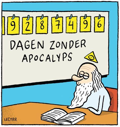Zonder apocalyps