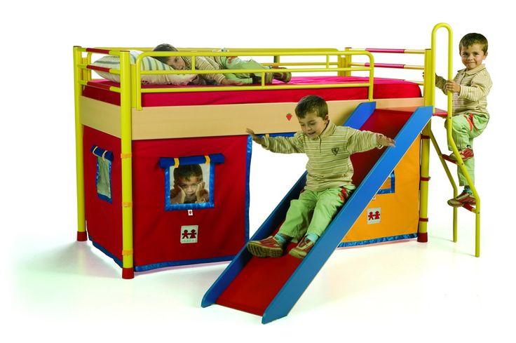 Παιδική κουκέτα Playful C-1335
