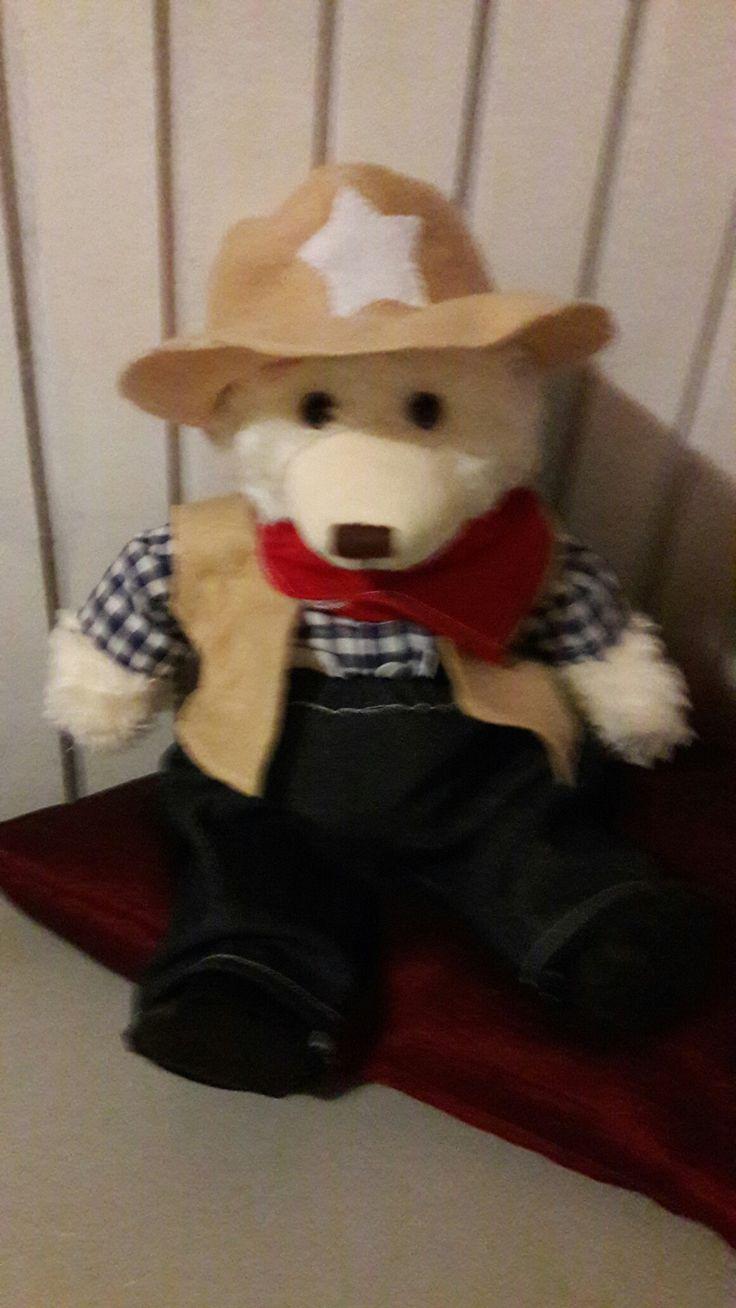 Cowboy at heart