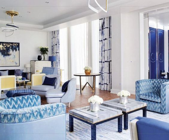 127 best Living Rooms images on Pinterest Draping, Come in and - blue living room chairs