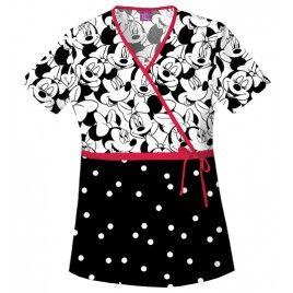 Blusa Tooniform Mickey Mouse