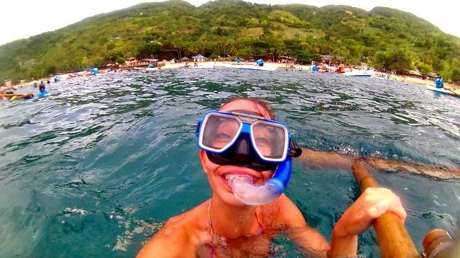 Cebu: Zwemmen met walvishaaien
