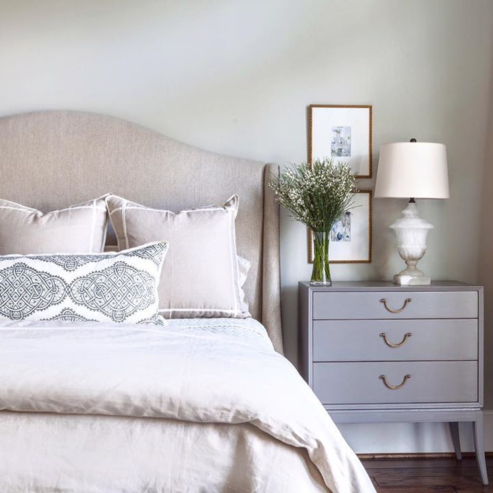 Best 25+ Grey Upholstered Headboards Ideas On Pinterest