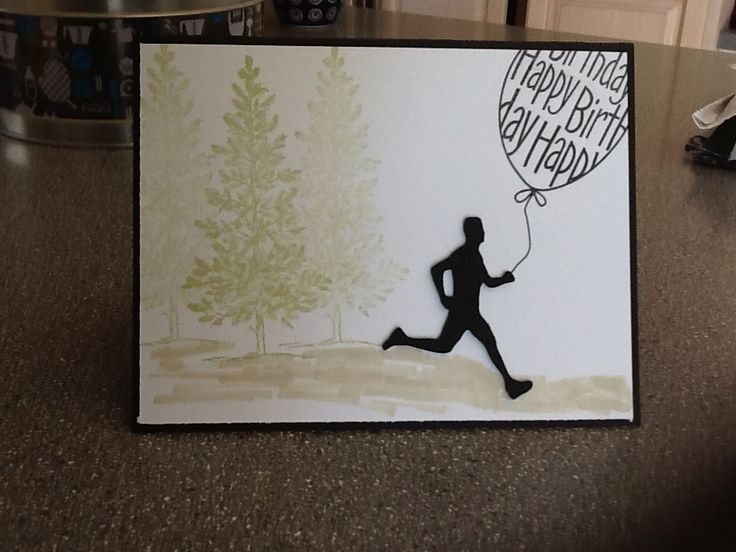 Masculine Birthday Cards Made With Cricut ~ Birthday card using the cricut father s day cartridge things i