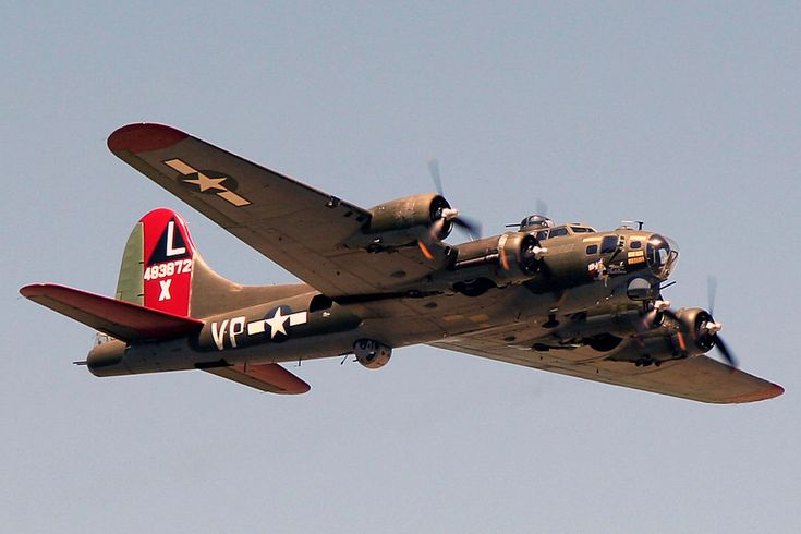 646 best B17 F F images on Pinterest | Military aircraft ...