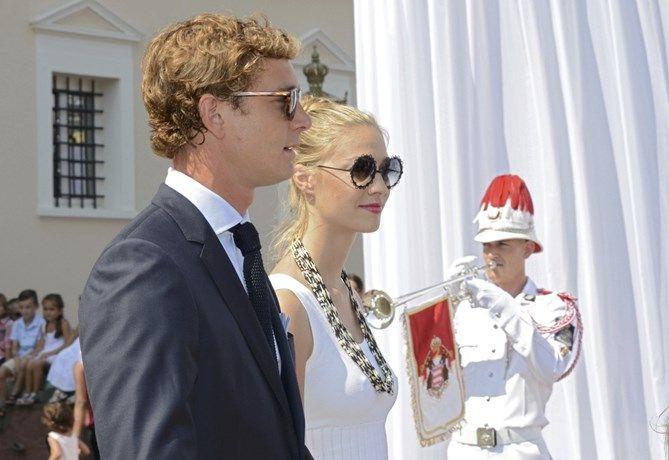 Zoon prinses Caroline van Monaco in huwelijksbootje gestapt - Het Nieuwsblad: http://www.nieuwsblad.be/cnt/dmf20150725_01791139