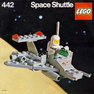 Retro Space Lego - Gallery