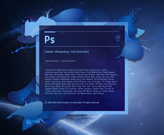 Adobe Photoshop CS6 Portable Free Download