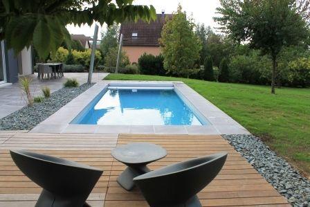 Plusieurs gammes de piscines enterrées près de Belfort (90) -Carre D'eau