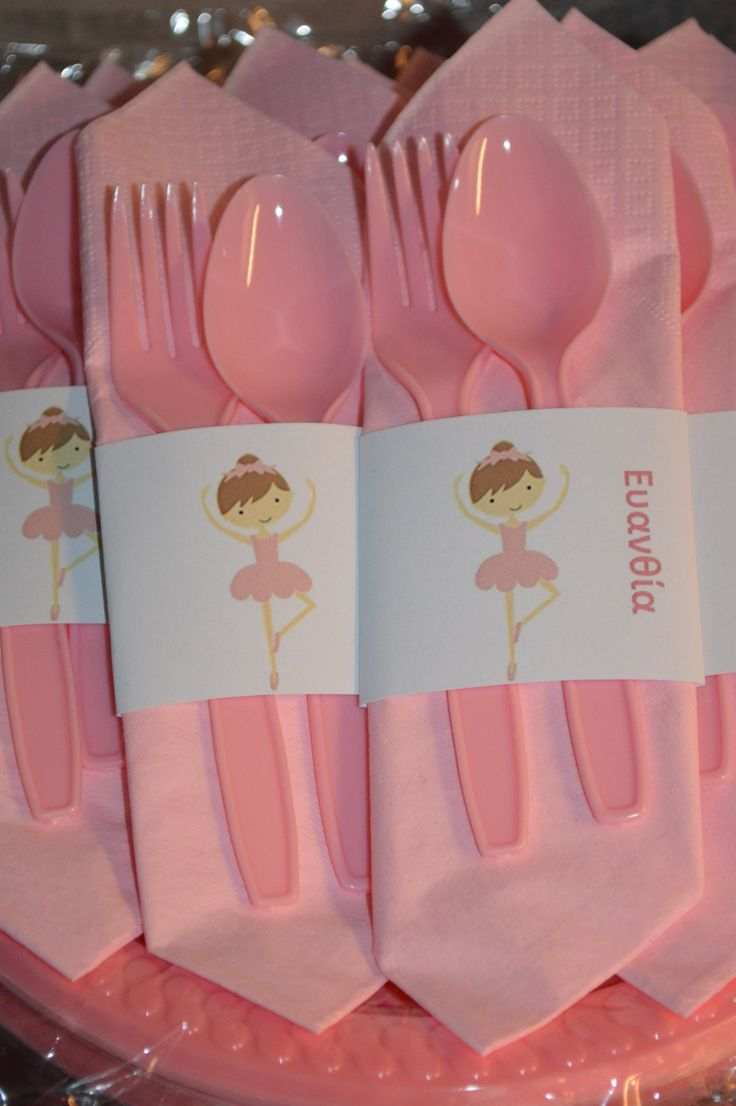 spoons and forks!