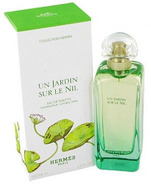 """ABSOLUTE #1 FAVORITE: Un Jardin Sur Le Nil (by Hermes). tomato, cinnamon, peony notes, Green mango, lotus, incense, calamus and sycamore wood. From the """"fresh spicy"""" accord."""