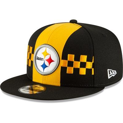 6878202d Pittsburgh Steelers New Era Youth 2019 NFL Draft On-Stage 9FIFTY ...