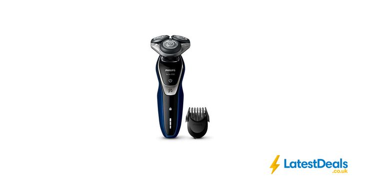 Shaver 5000 Wet & Dry Electric Shaver with Beard Trimmer £63.75 with Sign Up at Philips UK