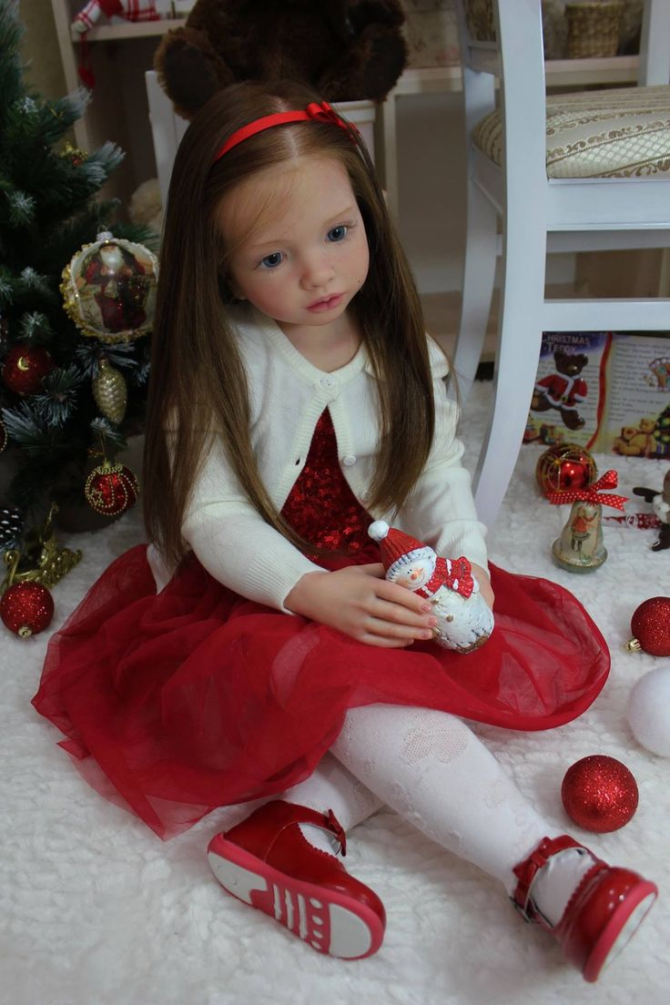 Reborn Child Doll Aloenka sculpt by Natali Blick  Reborned by Anastaysia Gangalo