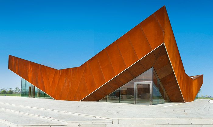 new gallery in China