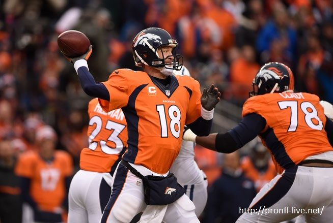 Watch Denver Broncos game live streaming 2016 free NFL online, Predication NFL 2016 PLAYOFFS live on iPod, PC, Mac, iPhone , Android Phone.