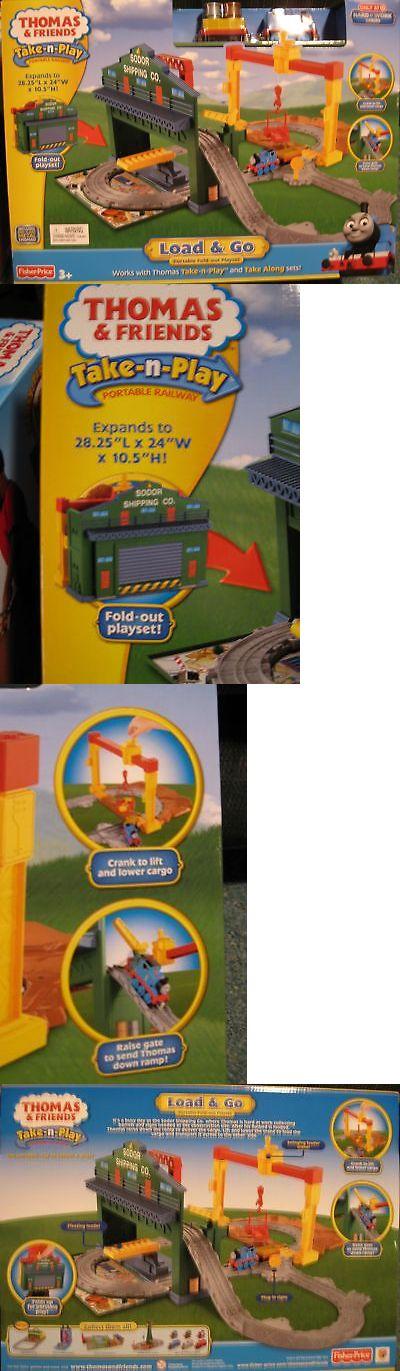 Train Sets 113519: Take N Play Along Thomas Load N Go Playset New Nib Sodor Shipping Company -> BUY IT NOW ONLY: $79.99 on eBay!