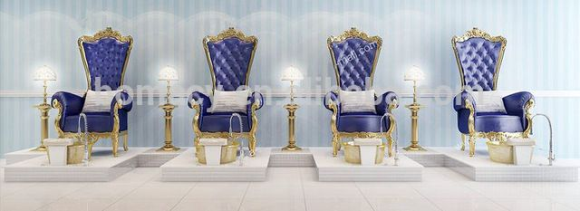 Source Luxury spa pedicure chair/ bench for sale on m.alibaba.com