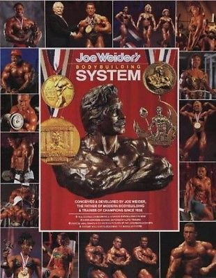 Joe #weider's #bodybuilding #system, #weider paperback book,  View more on the LINK: 	http://www.zeppy.io/product/gb/2/391362218634/