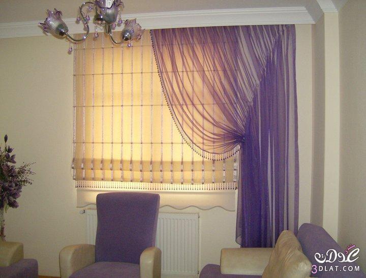 ستائر شيفون 2019 ستائر شيفون بسيطة وناعمة تناسب غرف النوم ستائر مودرن 2019 Drapes Curtains Curtains Drapery Designs