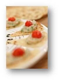 Die Nataniël Tafel-resep: Roti met jogurt-en-witboon-bolaag | SARIE