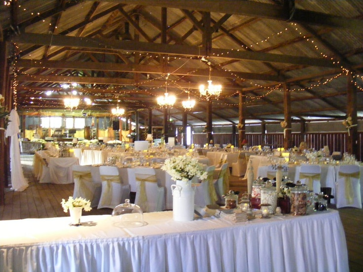 Jondaryan Woolshed Darling Downs This Is It Wedding