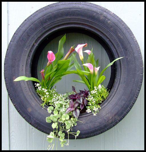 63 best Reifen images on Pinterest Crafts, Creative and Do it - couchtisch aus autoreifen tavomatico