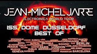 Jean Michel Jarre live at ISS Dome Düsseldorf 22.10.2016 - Full Best Of Video HD - Full Concert