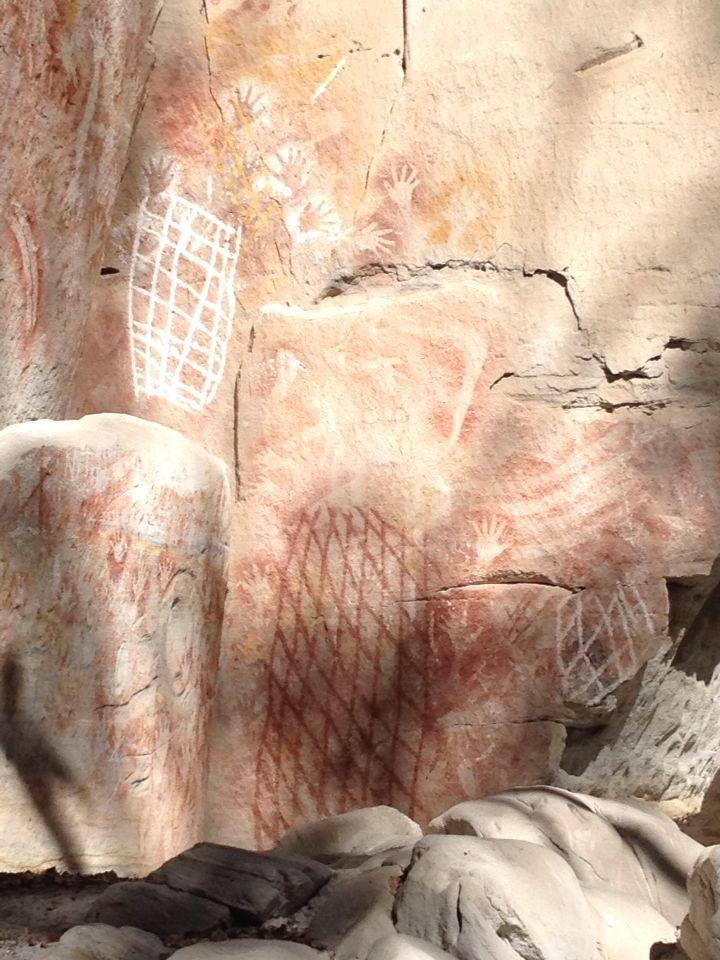 The Art Galkery.Canarvon Gorge