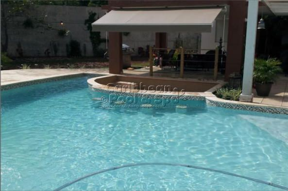 21 best caribbean pool spa for Construccion piscinas