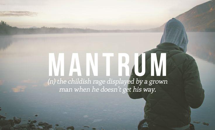"""Just another mantrum Mondaze. Via <a href=""""http://www.urbandictionary.com/"""" target=""""_blank"""">Urban Dictionary</a>."""