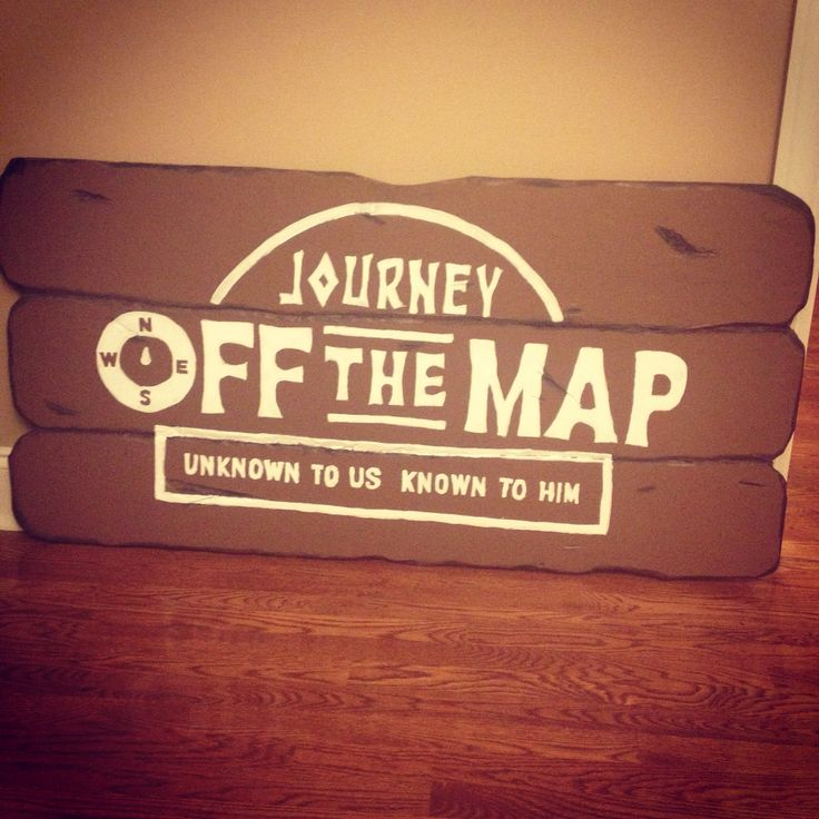 1000 Images About Cancer Journey On Pinterest: 1000+ Images About VBS 2015! Journey Off The Map! On