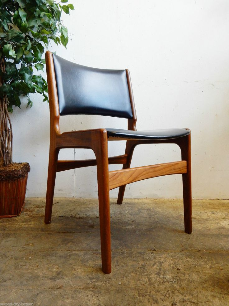 Vintage 60s 70s Retro Mid Century Danish Johannes Andersen Teak   Rosewood  Chair   eBay432 best Scandinavian retro images on Pinterest   Scandinavian  . Mid Century Modern Chairs Ebay. Home Design Ideas