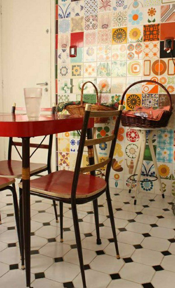 25+ parasta ideaa Pinterestissä Wandfliesen verlegen Parkett - wandfliesen für küche