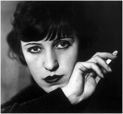 Lotte Lenya, singer and actress, 1930s.  Donovan even wrote a song for her!
