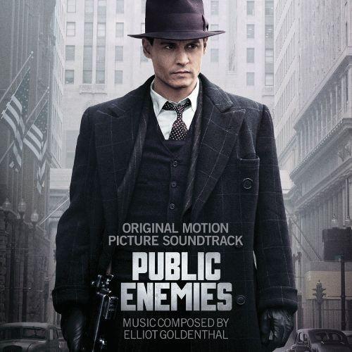 Public Enemies [CD]