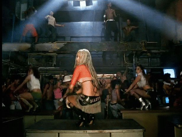 "You Know You Were a Teenager in the 2000s If . . .You Remember When Christina Aguilera Got ""Dirrty"""